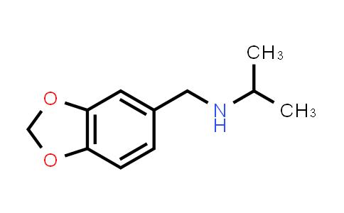 N-(1,3-Benzodioxol-5-ylmethyl)propan-2-amine