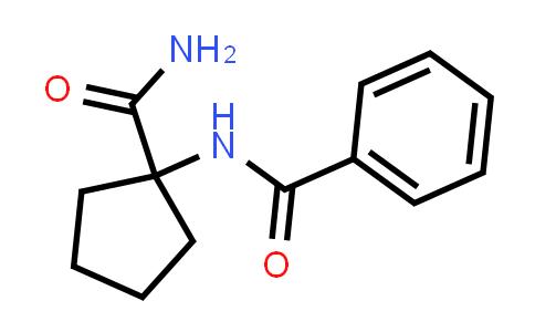 N-(1-Carbamoyl-cyclopentyl)-benzamide