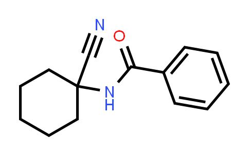 N-(1-Cyano-cyclohexyl)-benzamide