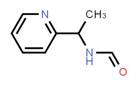 N-(1-Pyridin-2-yl-ethyl)-formamide