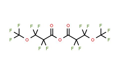 [2,2,3,3-tetrafluoro-3-(trifluoromethoxy)propanoyl] 2,2,3,3-tetrafluoro-3-(trifluoromethoxy)propanoate