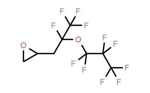 [2,3,3,3-Tetrafluoro-2-(heptafluoropropoxy)propyl]oxirane