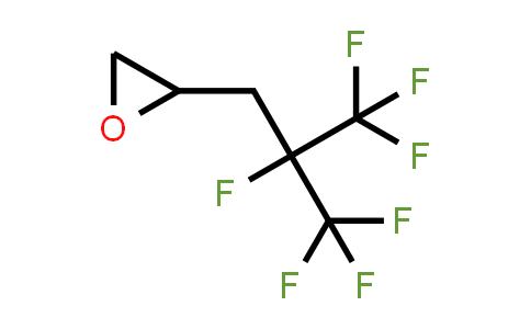 [2,3,3,3-Tetrafluoro-2-(trifluoromethyl)propyl]oxirane