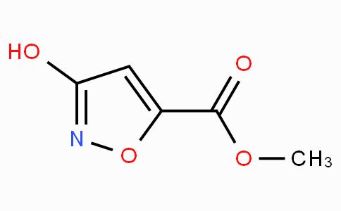 Methyl 3-Hydroxyisoxazole-5-Carboxylate