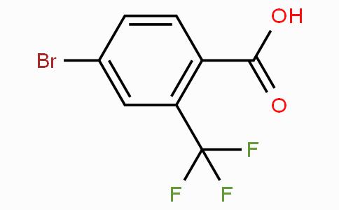 4-溴-2-三氟甲基苯甲酸