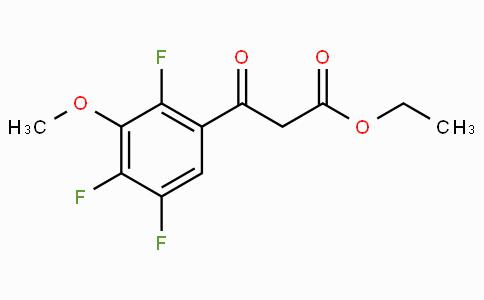 乙基3-甲氧基-2,4,5-三氟苯甲酰