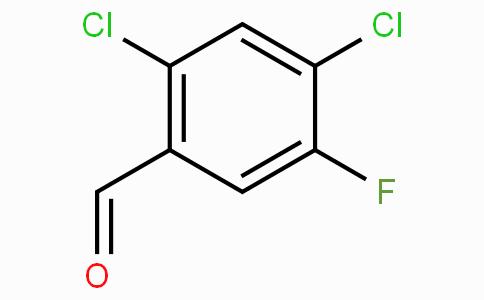 2,4-二氯-5-氟苯甲醛