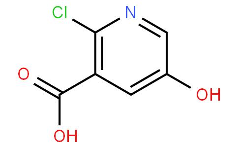 2-chloro-5-hydroxynicotinic acid