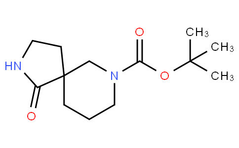 tert-butyl 1-oxo-2,7-diazaspiro[4.5]decane-7-carboxylate