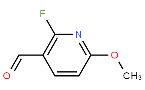 2-fluoro-6-methoxynicotinaldehyde