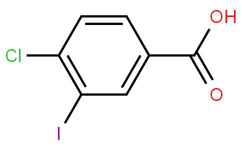 4-氯-3-碘苯甲酸