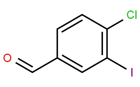 4-氯-3-碘苯甲醛