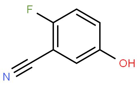 2-fluoro-5-hydroxybenzonitrile