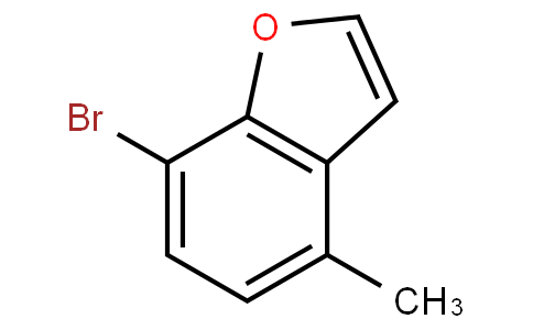 7-bromo-4-methylbenzofuran
