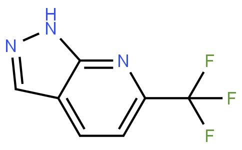 6-(trifluoromethyl)-1H-pyrazolo[3,4-b]pyridine