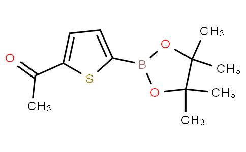 1-(5-(4,4,5,5-tetramethyl-1,3,2-dioxaborolan-2-yl)thiophen-2-yl)ethanone