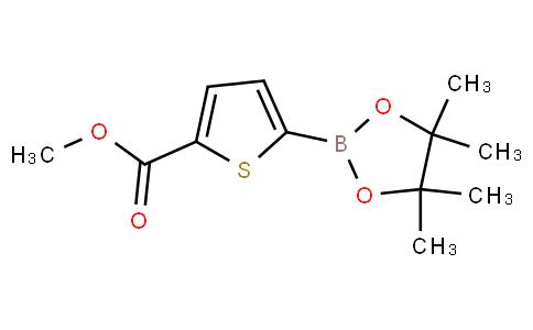 5-(4,4,5-三甲基-[1,3,2]二氧硼戊环-2-基)-噻吩-2-甲酸甲酯