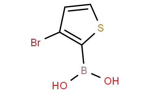 3-溴噻吩-2-硼酸