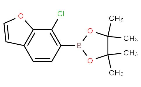 2-(7-chlorobenzofuran-6-yl)-4,4,5,5-tetramethyl-1,3,2-dioxaborolane
