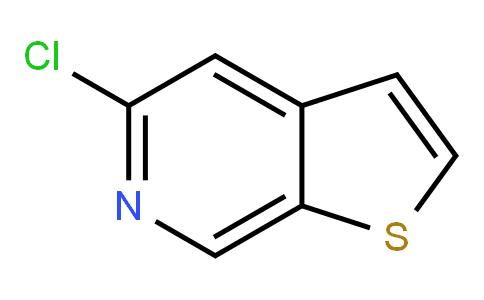 5-chlorothieno[2,3-c]pyridine