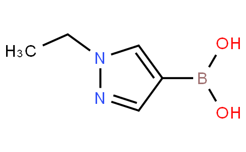 (1-ethyl-1H-pyrazol-4-yl)boronic acid