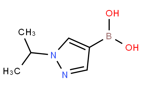 (1-isopropyl-1H-pyrazol-4-yl)boronic acid
