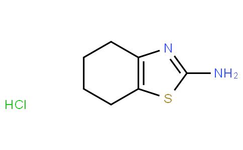 4,5,6,7-TETRAHYDRO-BENZOTHIAZOL-2-YLAMINE HYDROCHLORIDE