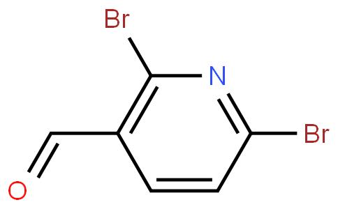 2,6-二溴吡啶-3-甲醛