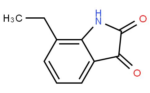 7-乙基-1H-吲哚-2,3-二酮