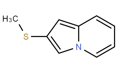 2-(methylthio)indolizine