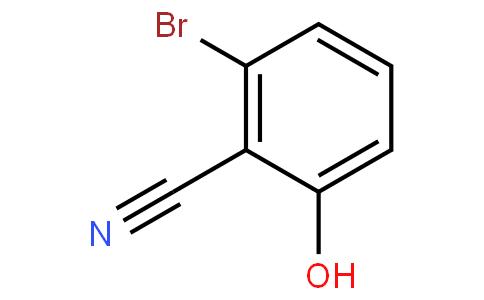 2-溴-6-羟基苯腈