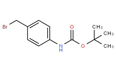 4-(溴甲基)苯基氨基甲酸叔丁酯