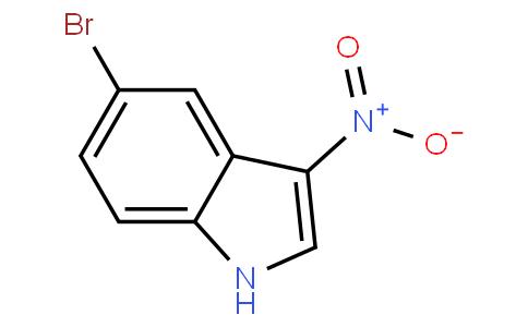 5-bromo-3-nitro-1H-indole