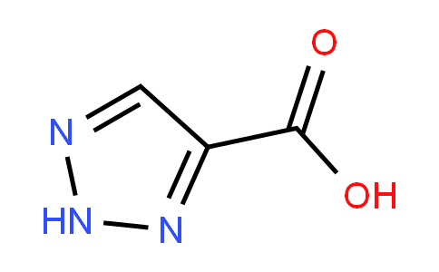 2H-1,2,3-triazole-4-carboxylic acid