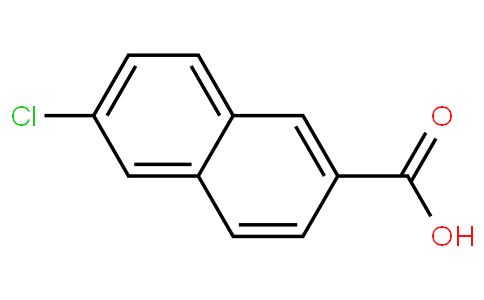 6-氯-2-萘甲酸