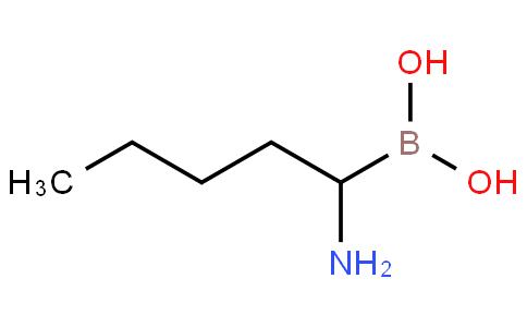 (1-aminopentyl)boronic acid