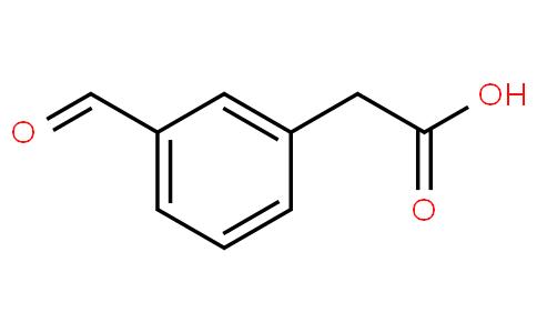2-(3-formylphenyl)acetic acid