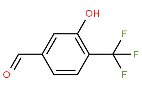 3-hydroxy-4-(trifluoromethyl)benzaldehyde