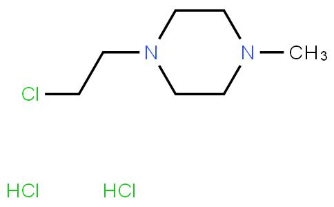 1-(2-chloroethyl)-4-methylpiperazine dihydrochloride