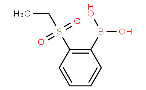 2-(ethylsulfonyl)phenylboronic acid