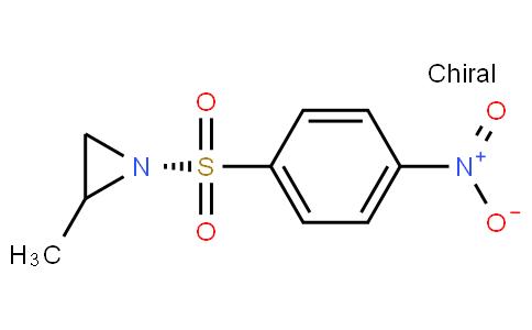 (S)-2-methyl-1-(4-nitrophenylsulfonyl)aziridine