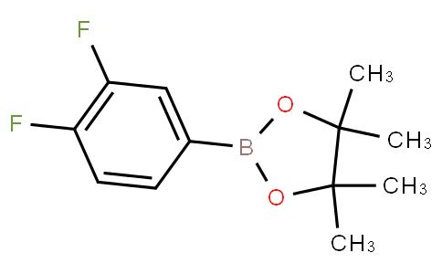 2-(3,4-difluorophenyl)-4,4,5,5-tetramethyl-1,3,2-dioxaborolane