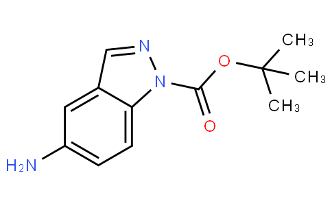 tert-butyl 5-amino-1H-indazole-1-carboxylate