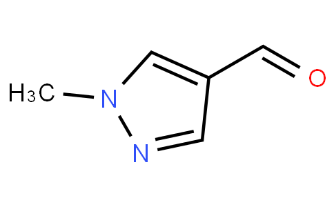 1-methyl-1H-pyrazole-4-carbaldehyde