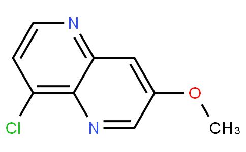 8-chloro-3-methoxy-1,5-naphthyridine