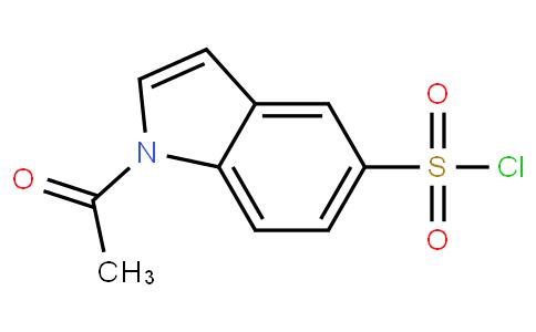 1-acetyl-1H-indole-5-sulfonyl chloride