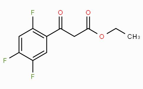 2,4,5-三氟苯甲酰乙酸乙酯