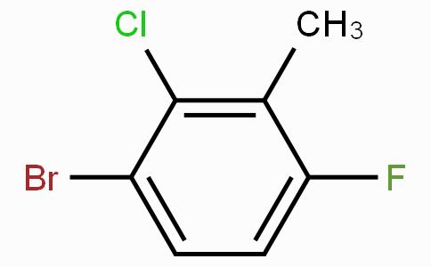 3-溴-2-氯-6-氟甲苯