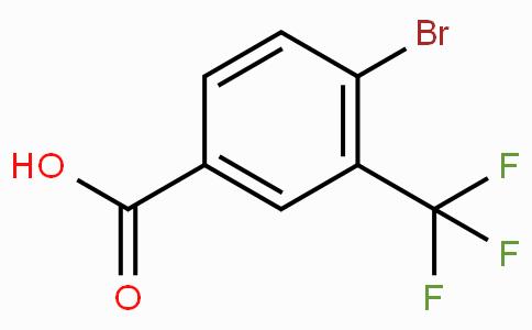4-溴-3-(三氟甲基)苯甲酸
