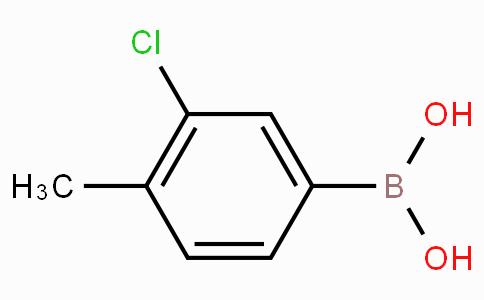3-氯-4-甲基苯硼酸